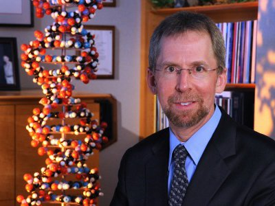 Eric D. Green is the director of the National Human Genome Research Institute.