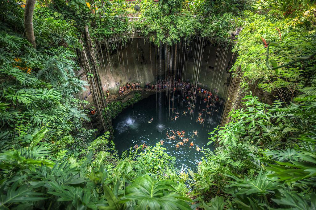Dive Into Five of the World's Deepest Freshwater Swimming Holes