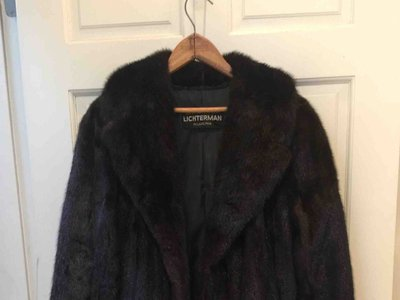Channel Parker's vicious wit in the coat she wore for decades.