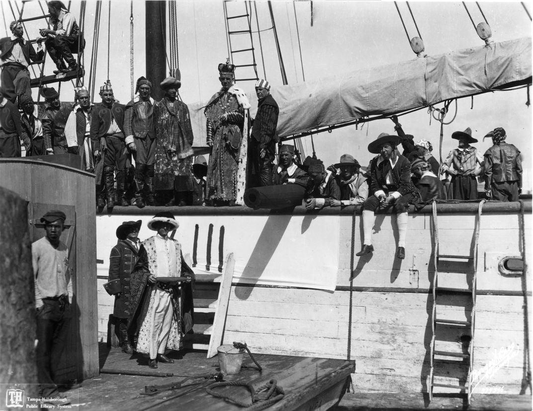 The True History and Swashbuckling Myth Behind the Tampa Bay Buccaneers' Namesake