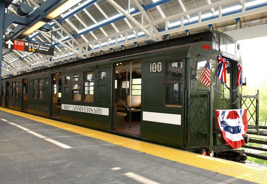12 Secrets of the New York Subway