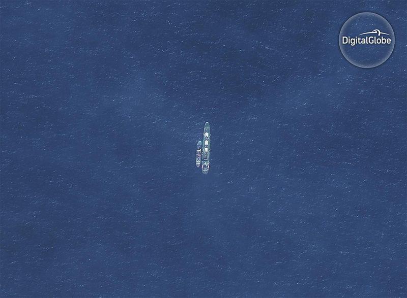 DigitalGlobe satellite image