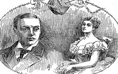 "From ""The Marlborough-Vanderbilt Wedding"""