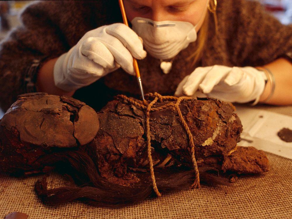 Chile Mummy