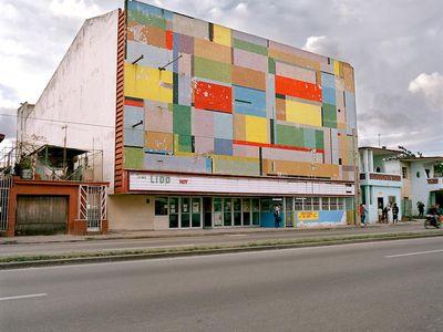 Cine Lido, Havana
