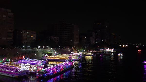 Night Lights in Cairo thumbnail