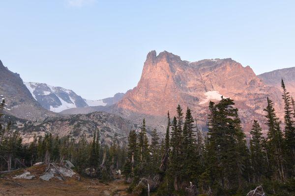 Sun on the Mountain thumbnail