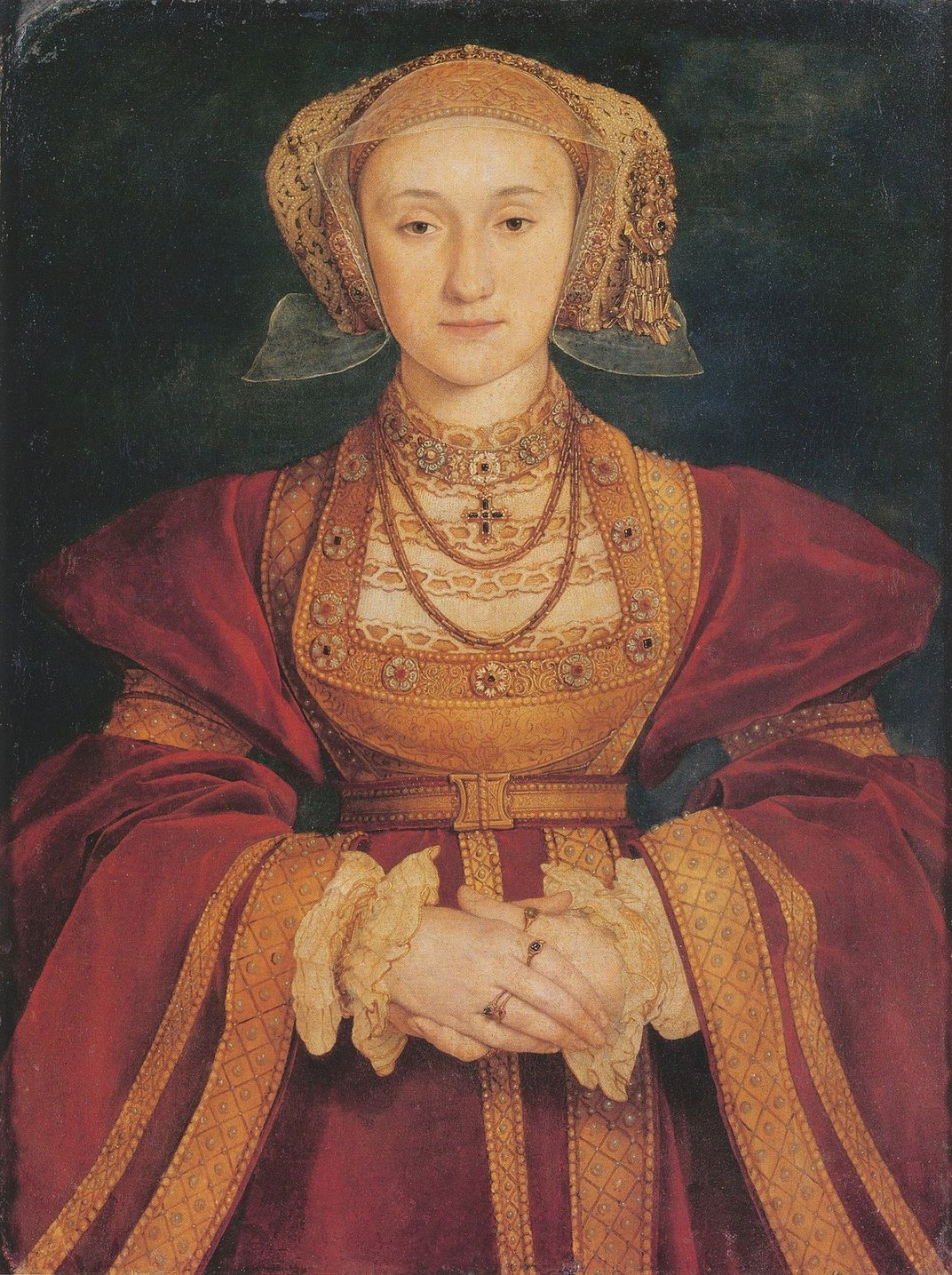 Presumed Portrait of Catherine Howard May Actually Depict Anne of Cleves