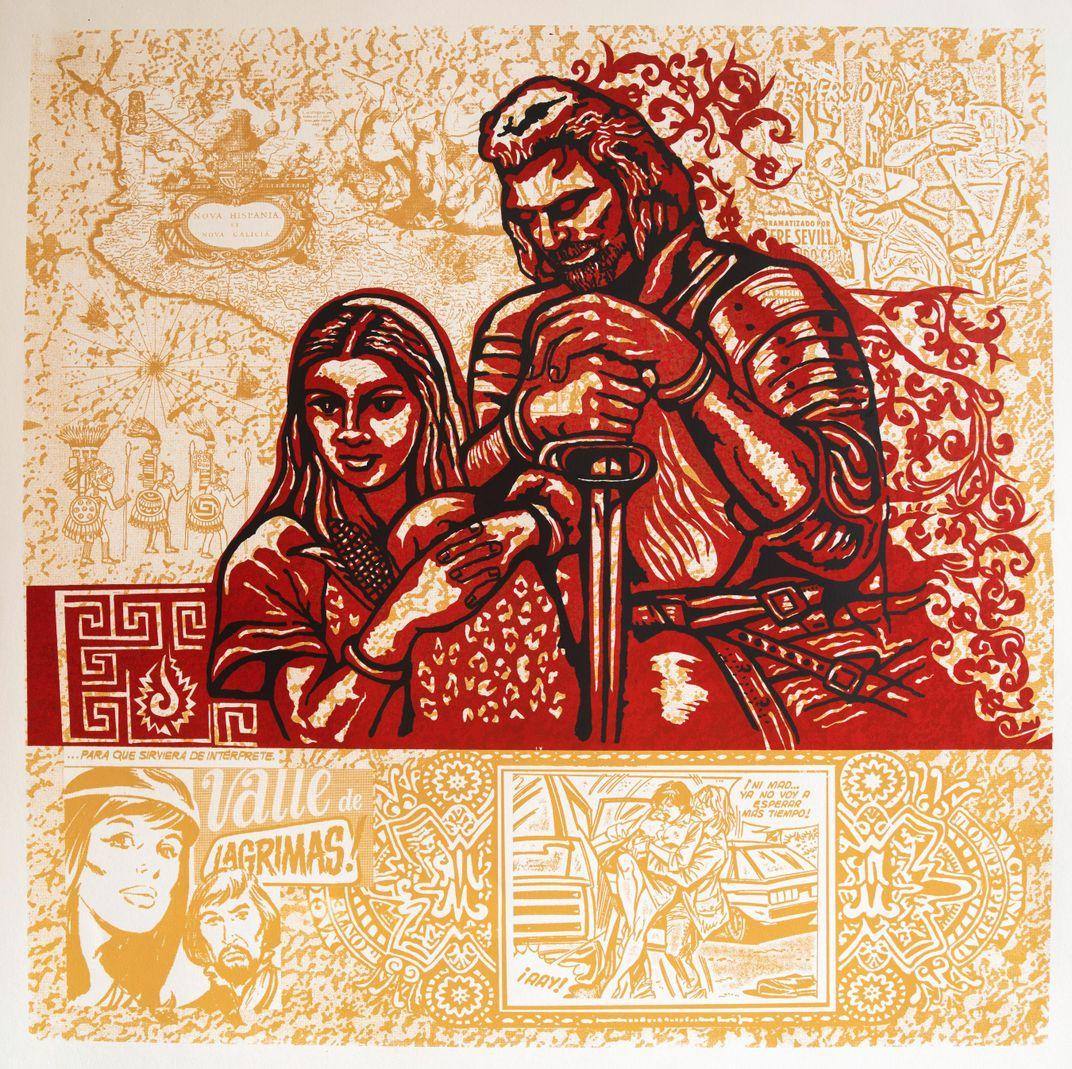 Was La Malinche, Indigenous Interpreter for Conquistador Hernán Cortés, a Traitor, Survivor or Icon?