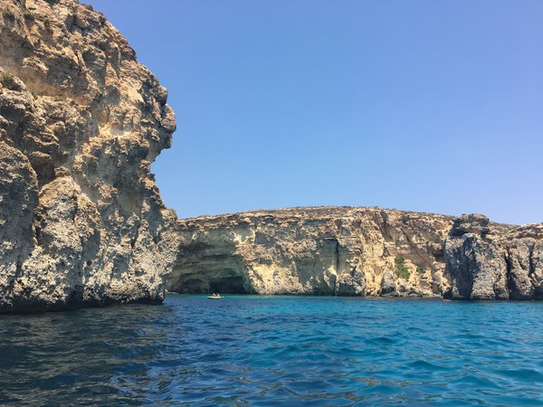 Heading to the Blue Grotto of Malta thumbnail