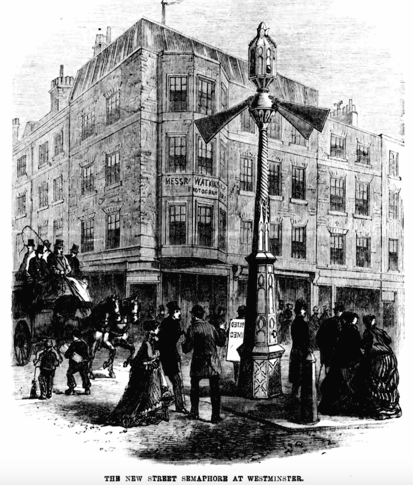 When the Street Light First Came to London, Disaster Ensued