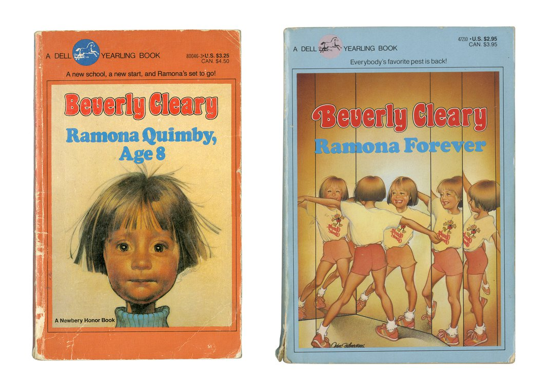 How Illustrators Brought the Spunky Ramona Quimby to Life