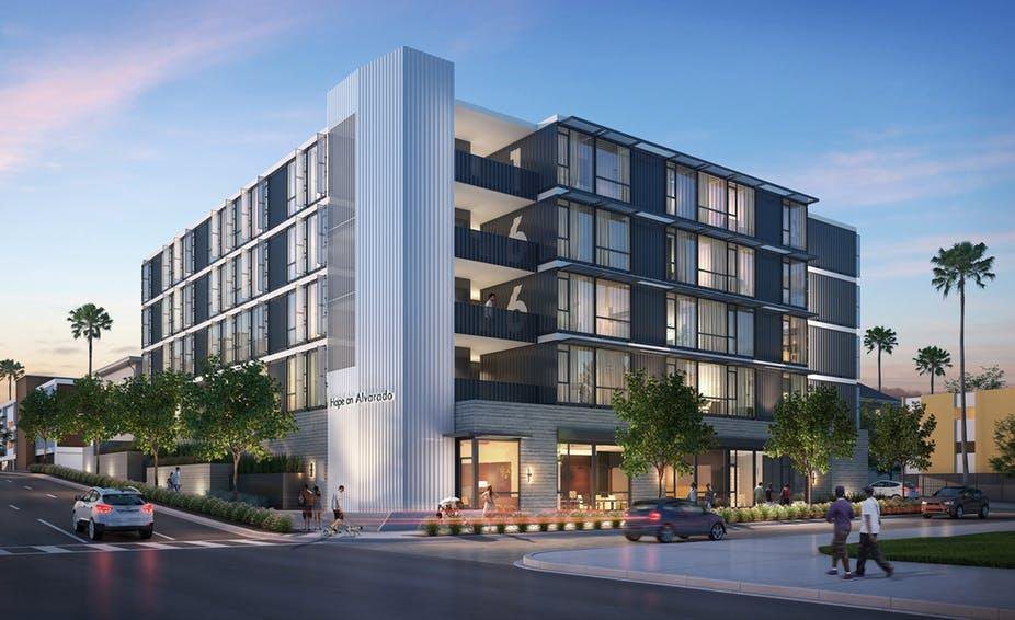 In Los Angeles, the architecture firm KTGY