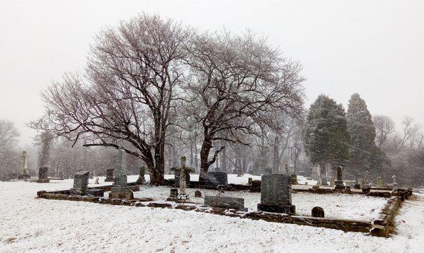Cemetery Snow thumbnail