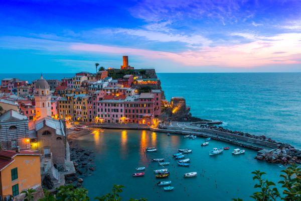 Sunset in Vernazza thumbnail