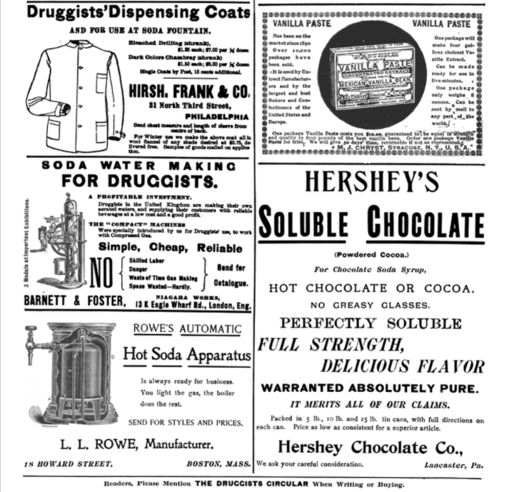 The Unlikely Medical History of Chocolate Syrup