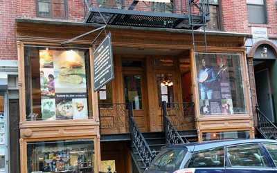 The Tenement Museum on the Lower East Side of New York