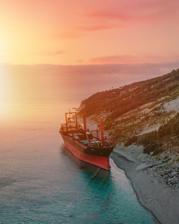 """dry cargo ship """"RIO"""" thumbnail"""