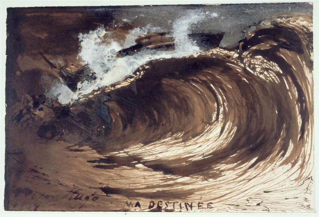 Landmark Exhibition Brings Victor Hugo's Forgotten Drawings Into Focus