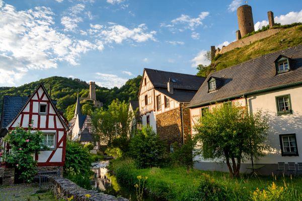 Medieval village thumbnail