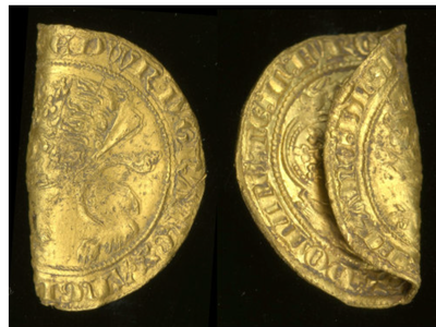 One highlight of the find included a rare a leopard coin. Officials considered this coinage 'failed' because the costs for producing them were too high.