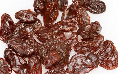 Raisins are a food that picky eaters won't touch.