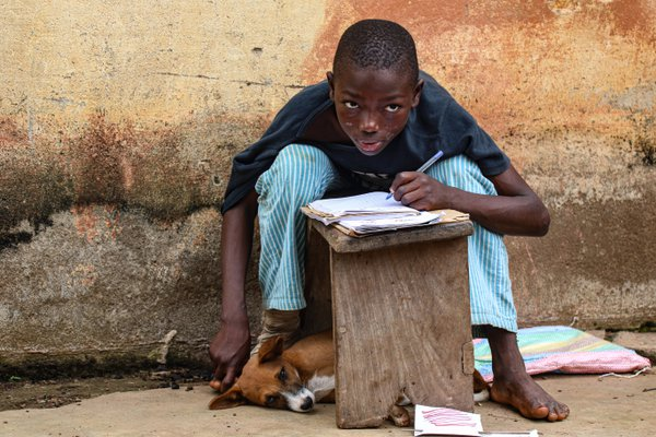 Home education in West Africa  thumbnail