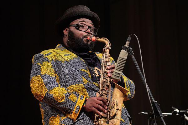 American Jazzman Godwin Louis thumbnail