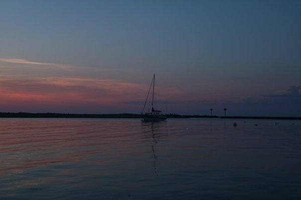 Sailboat at Sunset thumbnail
