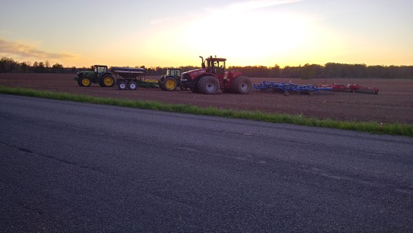 A night's rest for the American farmer. thumbnail