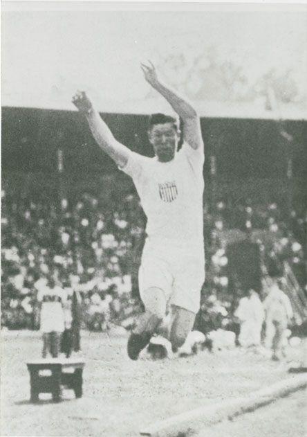 Jim Thorpe, Track and Field