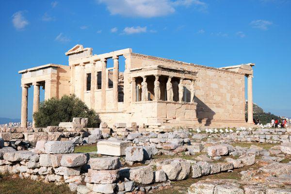 Erechtheion of Athenian Acropolis thumbnail