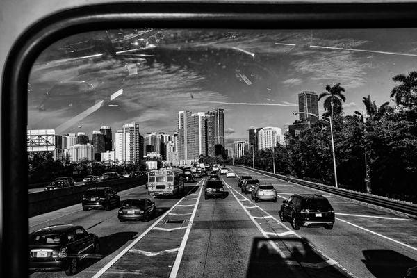 View of a City II thumbnail