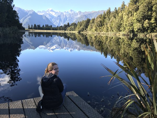 The Reflection at Lake Matheson thumbnail