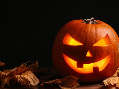 Scary pumpkins are the least of what frightens us at Halloween, a day devoted to being frightened.