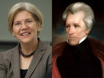 Despite their many differences, Jackson and Warren both have a deep populist streak.