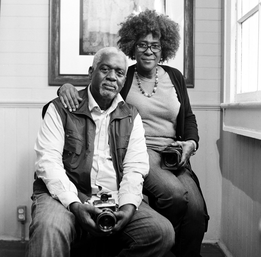Photographs Salvaged From Hurricane Katrina Recall Life in New Orleans