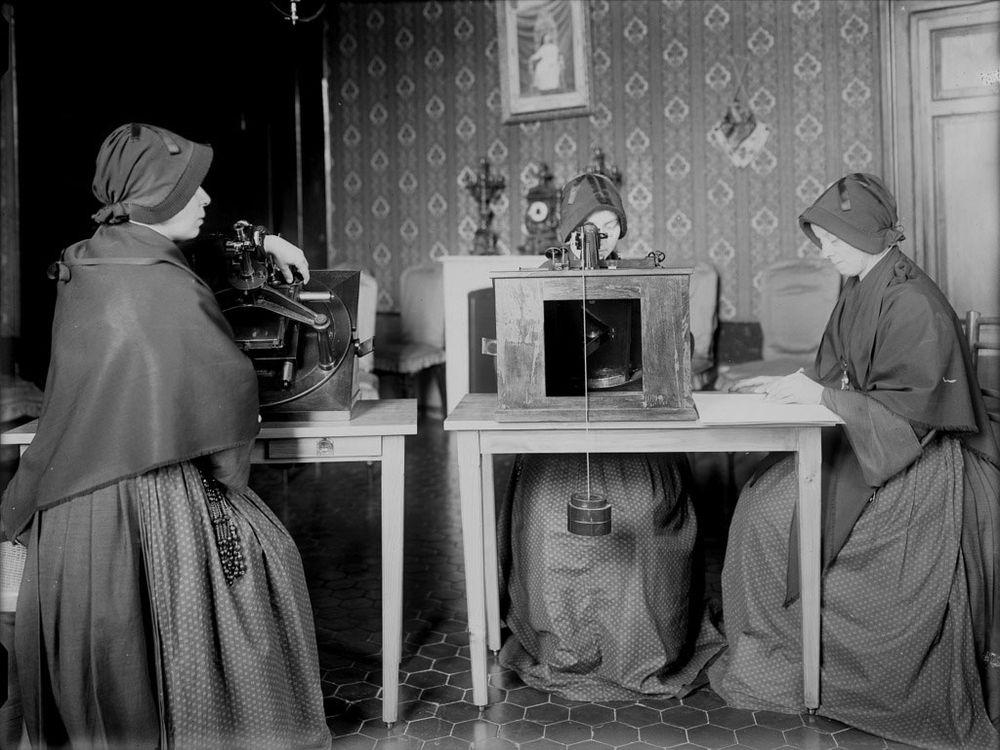 Astronomy Nuns