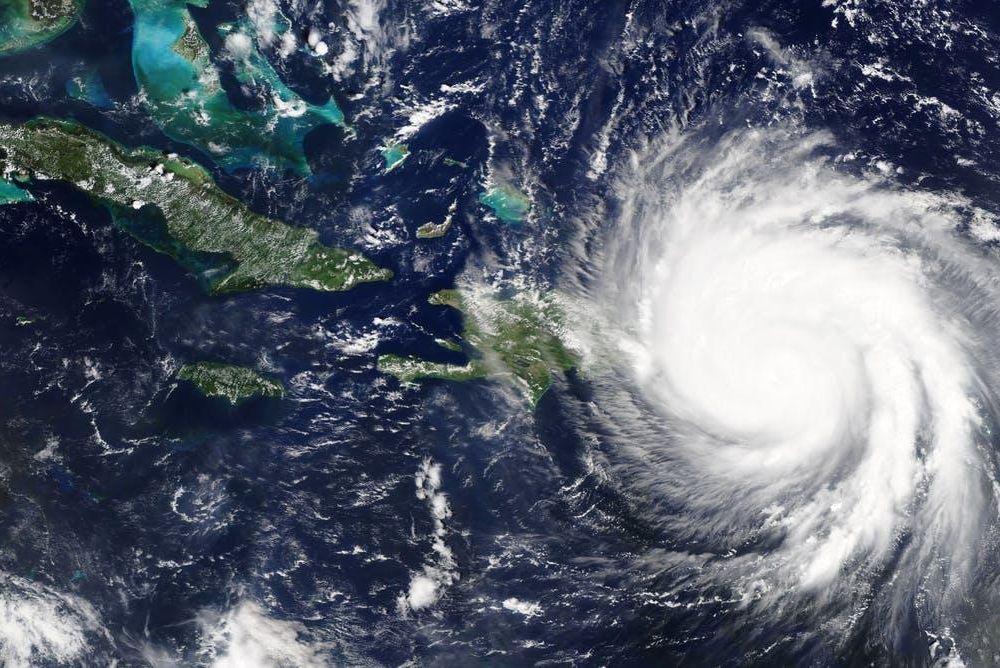 Hurricane Maria, September 2017
