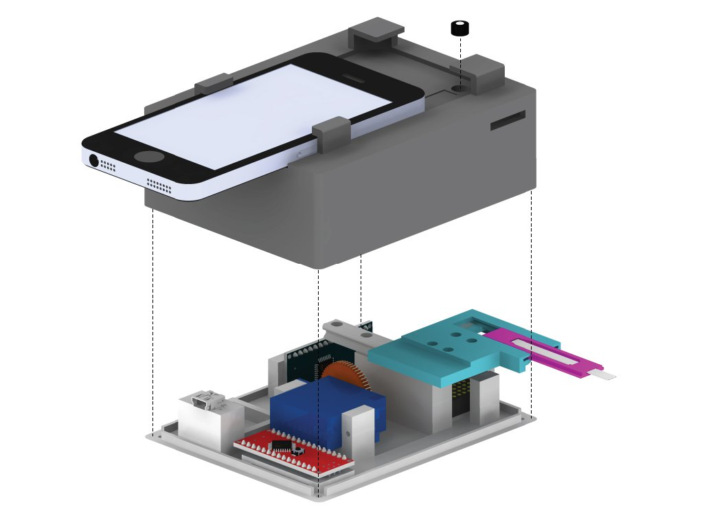 This Smartphone Microscope Uses Video to Spot Moving Parasites