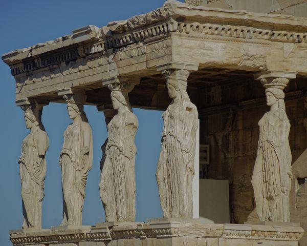 Greek Acropolis Sculptures  thumbnail