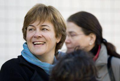 Dominique Voynet, 2008