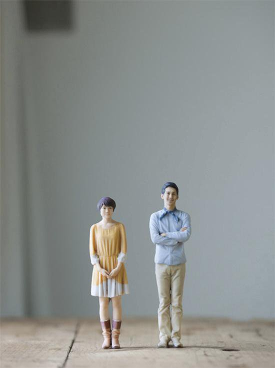 In the Future, You Will 3D Print Yourself as an Action Figure
