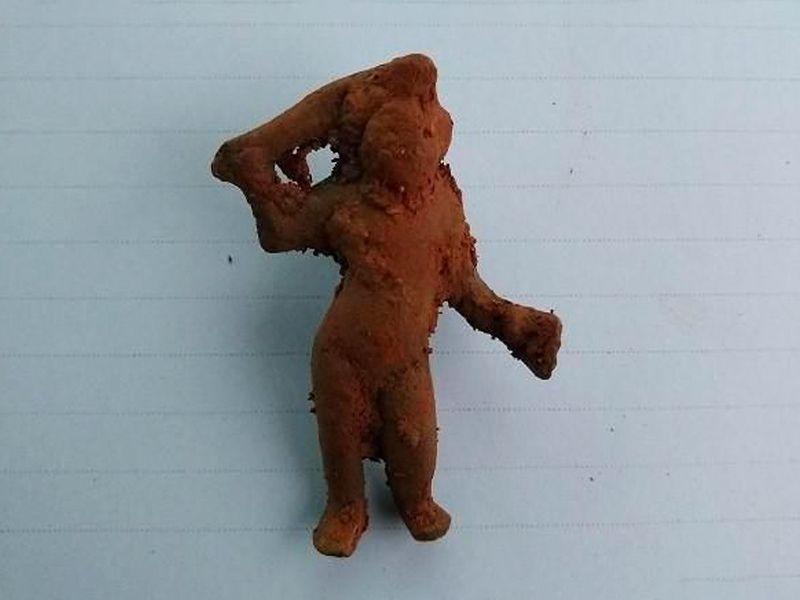 Cupid figurine