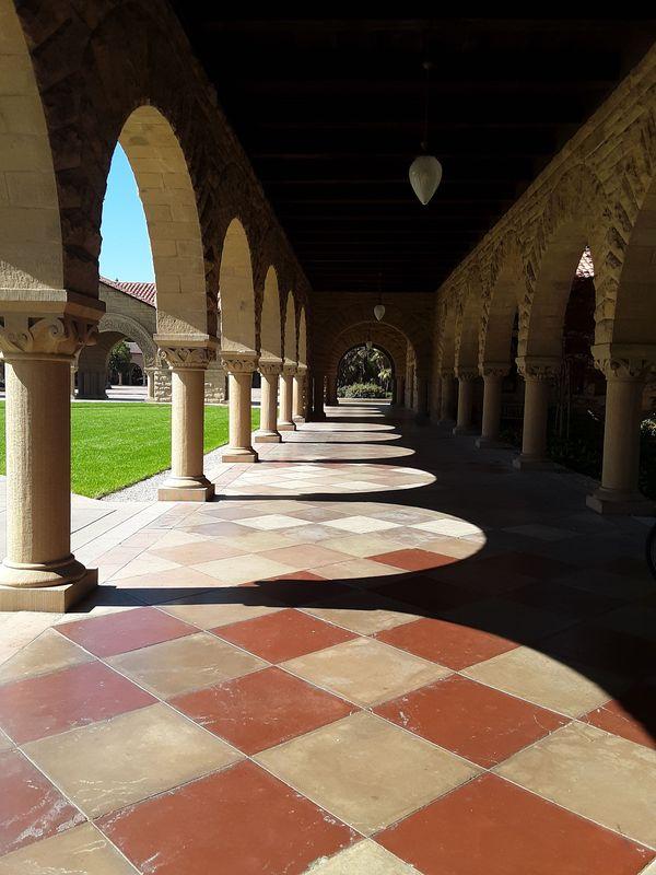 Stanford Arcade, Summer thumbnail