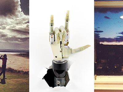 Photographer Kieran Dodds has temporarily taken over the Smithsonian magazine Instagram account.