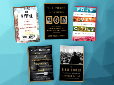 This month's picks include The Ravine, Four Lost Cities and The Three Mothers.