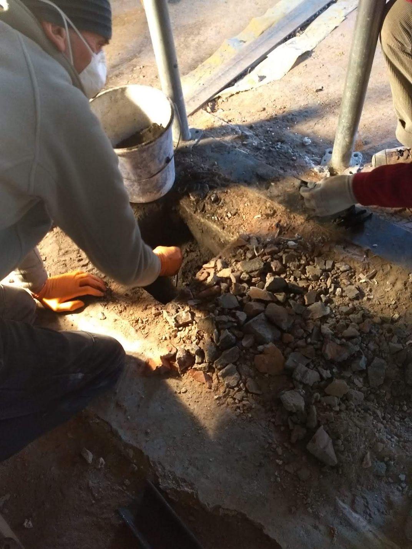 Auschwitz Renovations Unearth Prisoners' Hidden Trove of Tools