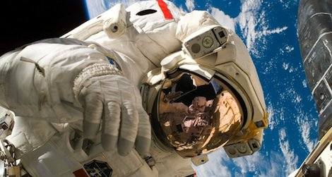 radiation astronauts