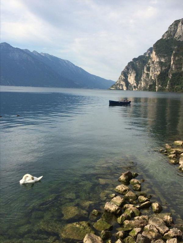 Lazy days in Riva del Garda, Italy thumbnail